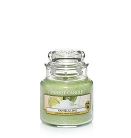 Yankee Candle - Vanilla Lime Small Jar