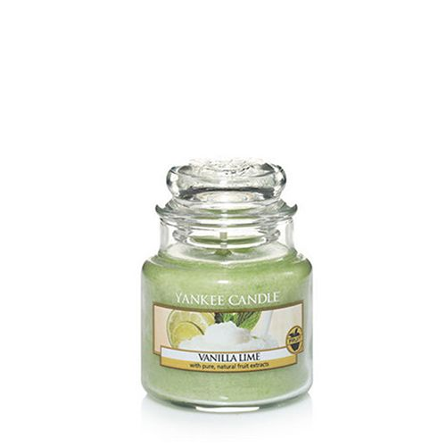 Yankee Candle - Vanilla Lime Small Jar