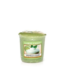 Yankee Candle - Vanilla Lime Votive