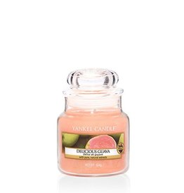 Yankee Candle - Delicious Guava Small Jar