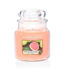Yankee Candle - Delicious Guava Medium Jar