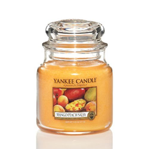 Yankee Candle Yankee Candle - Mango Peach Salsa Medium Jar