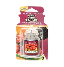 Yankee Candle - Black Cherry Car Jar