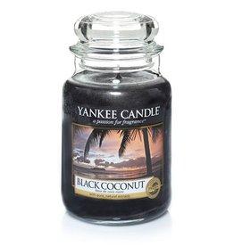 Yankee Candle - Black Coconut Large Jar