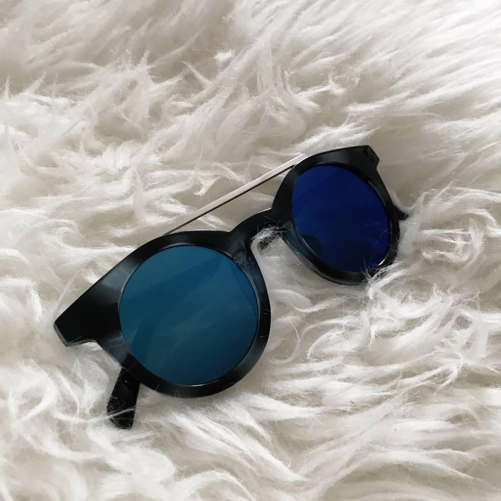 CUTE SUNNIES - BLUE & SILVER