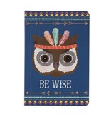 BE WISE - POCKET NOTEBOOK