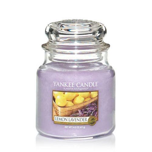 Yankee Candle Yankee Candle - Lemon Lavender Medium Jar