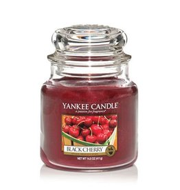 Yankee Candle - Black Cherry Medium Jar