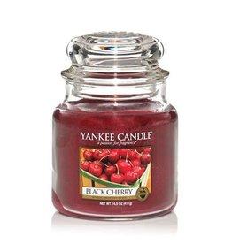 Yankee Candle Yankee Candle - Black Cherry Medium Jar