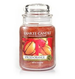 Yankee Candle - Spiced Orange Large Jar