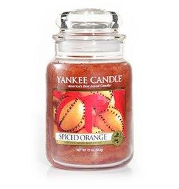 Yankee Candle Yankee Candle - Spiced Orange Large Jar
