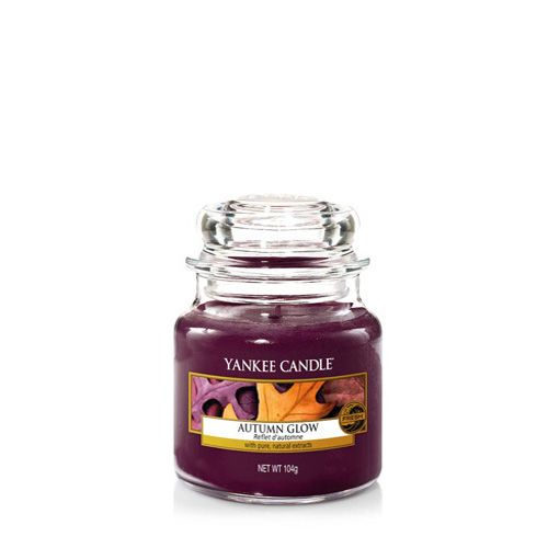 Yankee Candle - Autumn Glow Small Jar