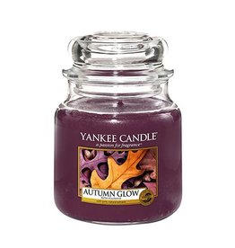 Yankee Candle - Autumn Glow Medium Jar