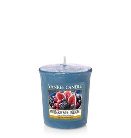 Yankee Candle Yankee Candle - Mulberry & Fig Delight Votive