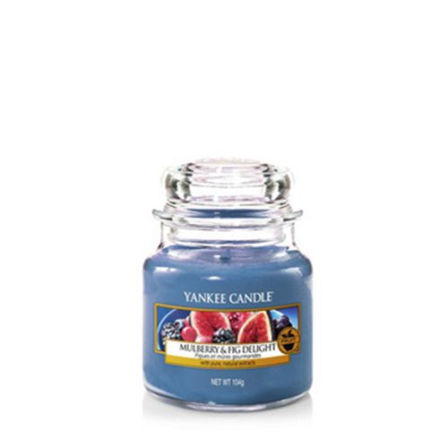 Yankee Candle Yankee Candle - Mulberry & Fig Delight Small Jar