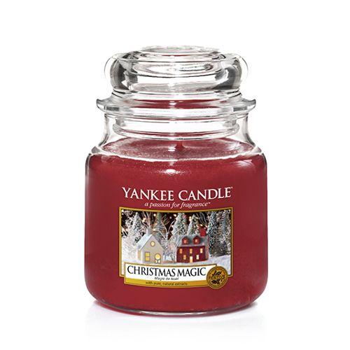 Yankee Candle - Christmas Magic Medium Jar