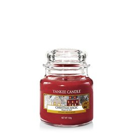 Yankee Candle - Christmas Magic Small Jar