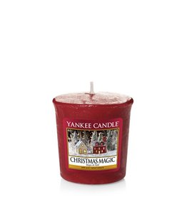 Yankee Candle Yankee Candle - Christmas Magic Votive