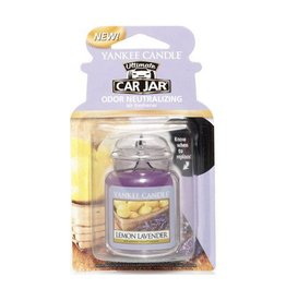 Yankee Candle - Lemon Lavender Car Jar