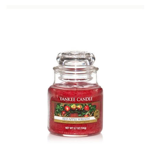 Yankee Candle Yankee Candle - Red Apple Wreath Small Jar