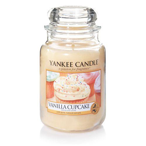 Yankee Candle - Vanilla Cupcake Large Jar