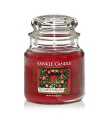 Yankee Candle - Red Apple Wreath Medium Jar