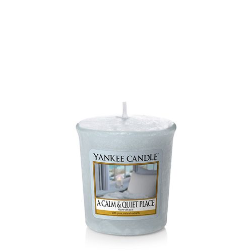 Yankee Candle - A Calm & Quiet Place Votive