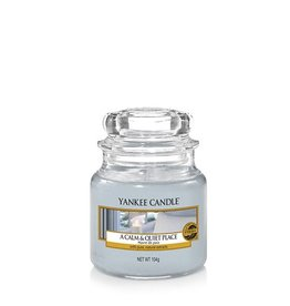 Yankee Candle Yankee Candle - A Calm & Quiet Place Small Jar
