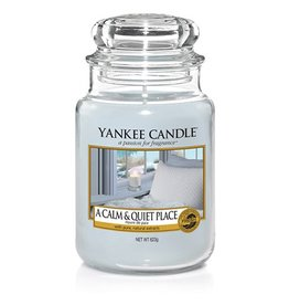 Yankee Candle Yankee Candle - A Calm & Quiet Place Large Jar