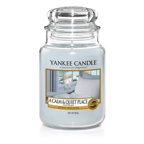 Yankee Candle - A Calm & Quiet Place Large Jar