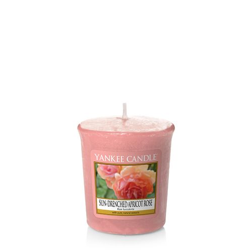 Yankee Candle - Sun-Drenched Apricot Rose Votive