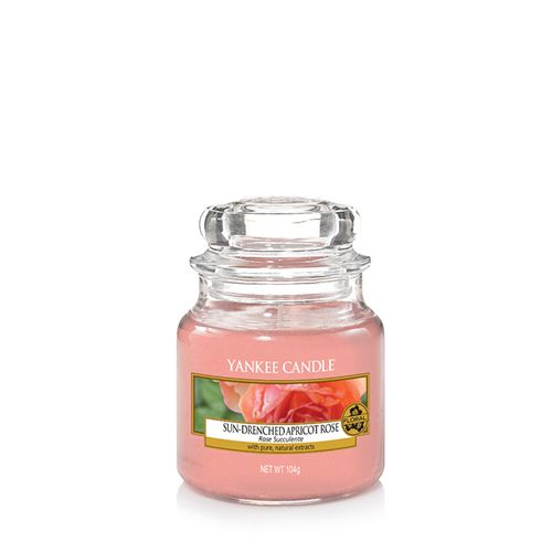 Yankee Candle - Sun-Drenched Apricot Rose Small Jar
