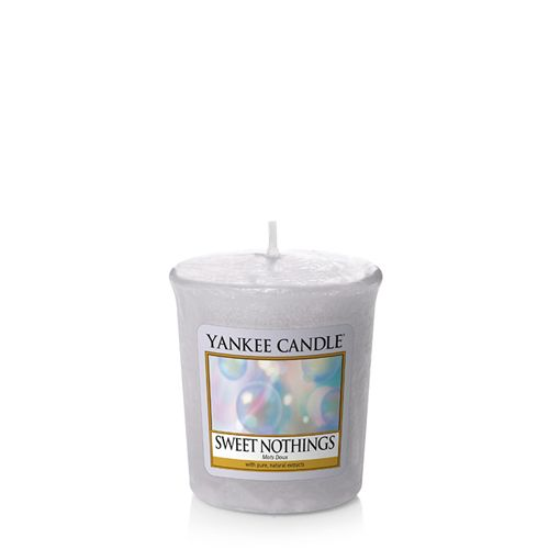 Yankee Candle - Sweet Nothings Votive