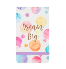 PAINT SPLASH DREAM BIG NOTEPAD