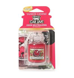 Yankee Candle - Red Raspberry Car Jar