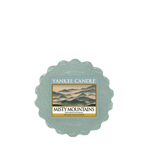 Yankee Candle - Misty Mountains Tart