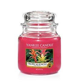Yankee Candle Yankee Candle - Tropical Jungle Medium Jar