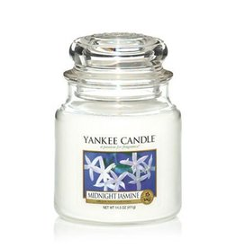 Yankee Candle Yankee Candle - Midnight Jasmine Medium Jar