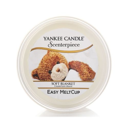Yankee Candle - Soft Blanket Melt Cup