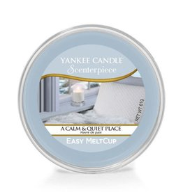 Yankee Candle - A Calm & Quiet Place Melt Cup