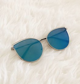PAPARAZZI SUNNIES - BLUE