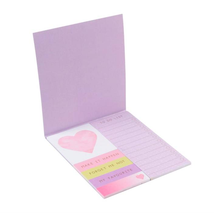 PAINT SPLASH STICKY NOTE SET