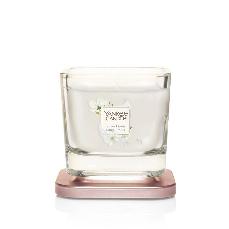 Yankee Candle - Sheer Linen Small Vessel