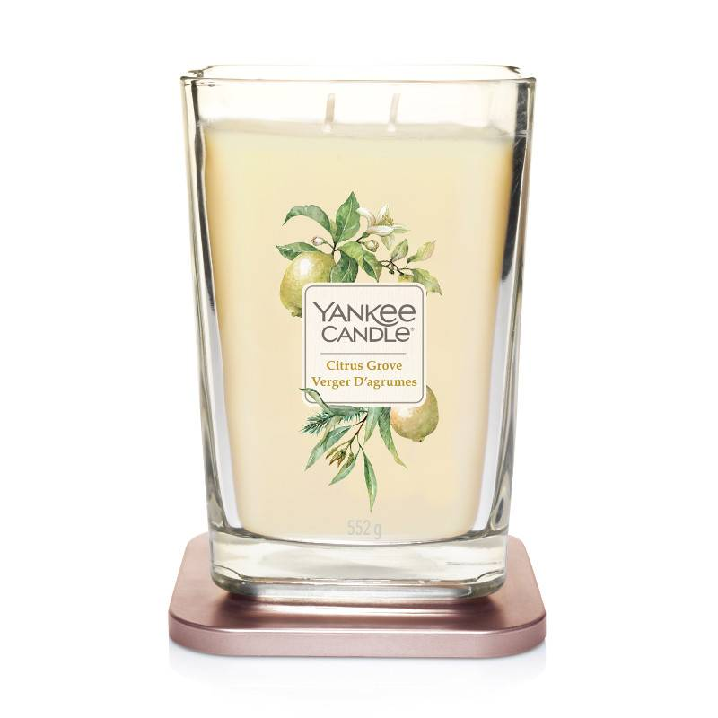 Yankee Candle - Citrus Grove Large Vessel
