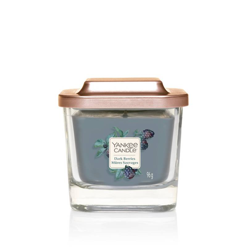 Yankee Candle - Dark Berries Small Vessel