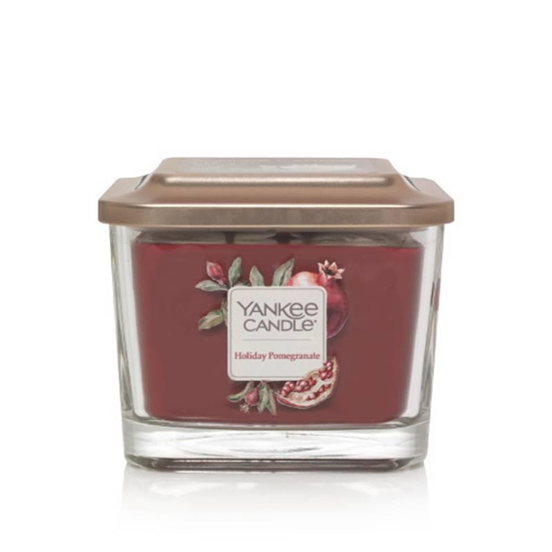 Yankee Candle - Holiday Pomegranate Medium Vessel