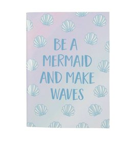 MERMAID NOTEBOOK (A5)
