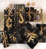 Kerst Cadeaupapier 2018 (Opgelet, door drukte neemt inpakken een dag langer in beslag.)