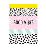 GOOD VIBES - NOTEBOOK (A5)