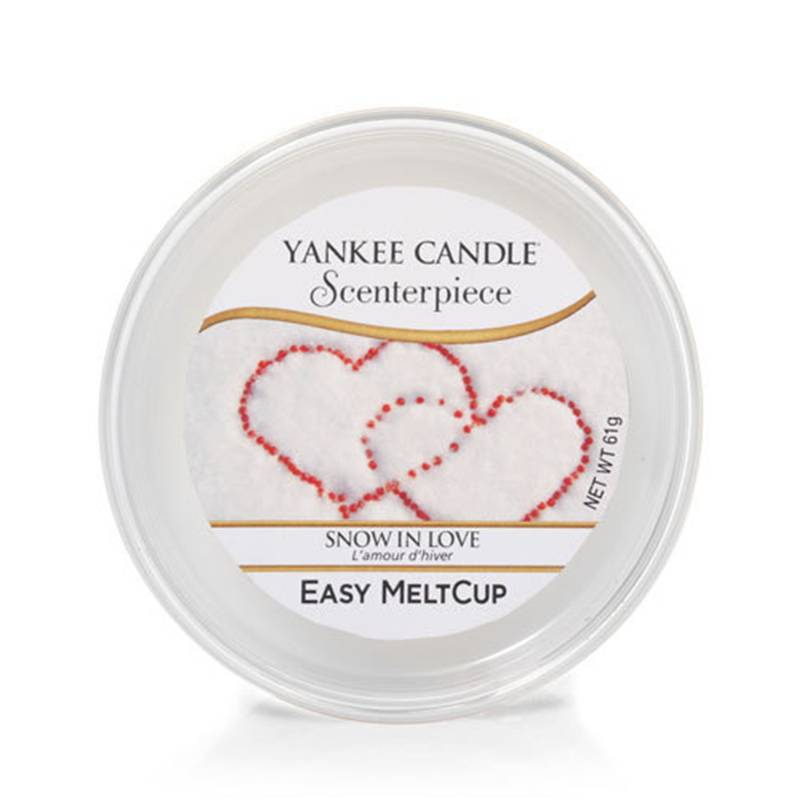 Yankee Candle - Snow In Love Melt Cup